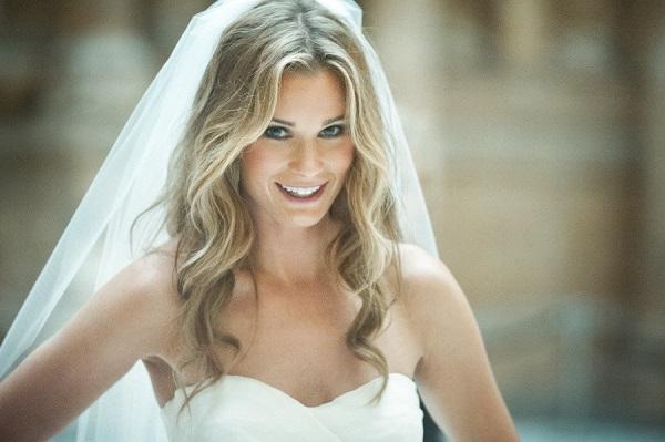 Pleasing Wedding Hairstyles For Medium Length Hair With Veil Wedding Ideas Short Hairstyles Gunalazisus