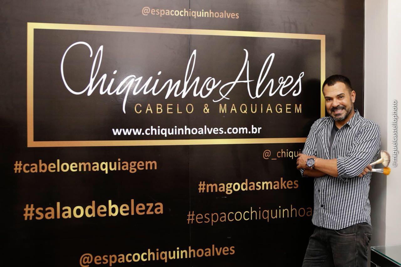 CHIQUINHO ALVES E DANIEL JUCÁ INAUGURAM NOVO ESPAÇO DE BELEZA NA ASA SUL