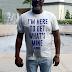 PHOTO: The Inscription On Dino Melaye's Shirt...