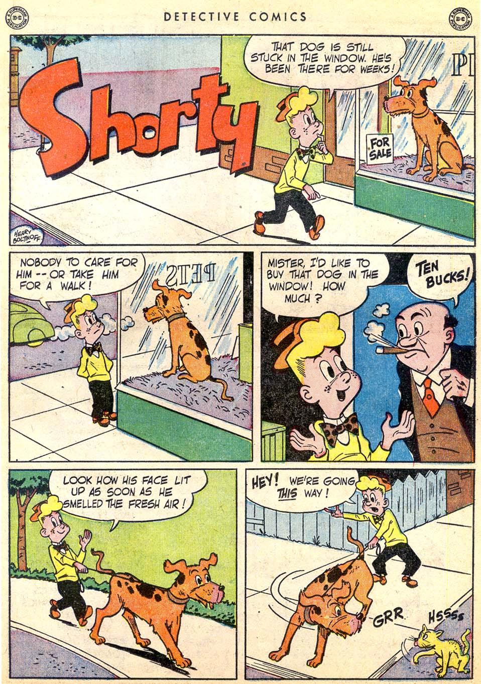 Detective Comics (1937) 145 Page 32