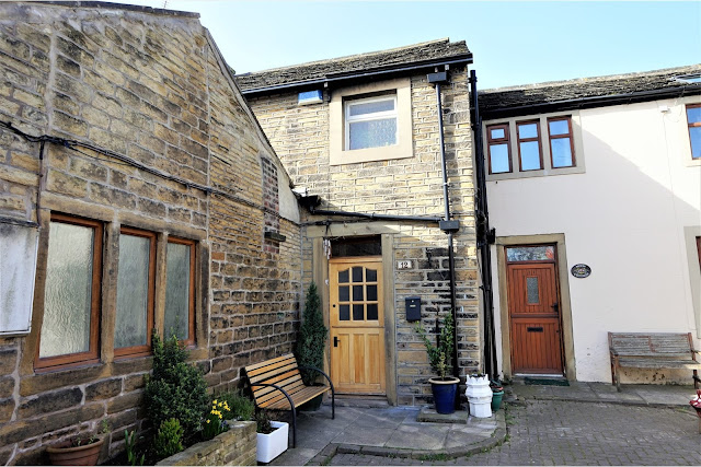 This Is Huddersfield Property - 2 bed cottage for sale Brooke Fold, Honley HD9
