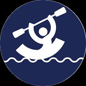 Icon Logo Kano-Kayak Asian Games 2018