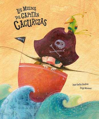 libro infantil para el miedo a los seres imaginarios