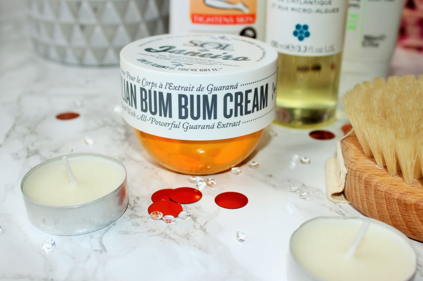My Favourite Body Firming Products - 4 - Brazilian Bum Bum Cream, Sol de Janeiro