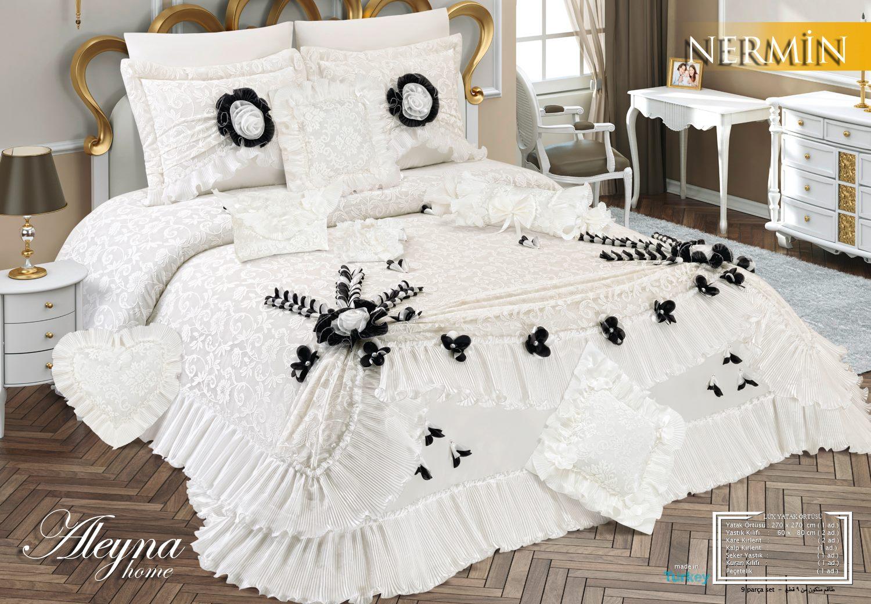 nermin yatak örtüleri