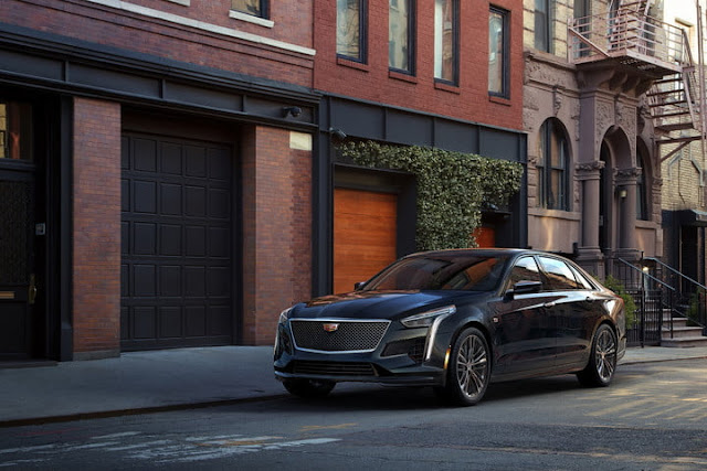 New V8 power and smart tech are helping the CT6 make Cadillac great again