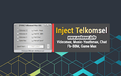 [PHW] Inject Telkomsel Videomax, Music Youthmax & Chat