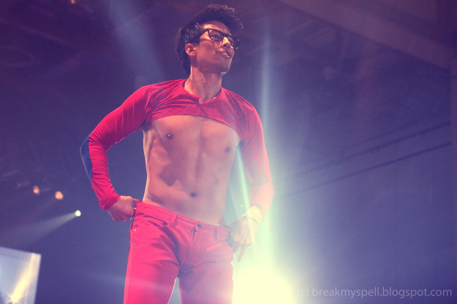 Cosmopolitan Bachelor Bash 2012 hot models bachelors philippines John James Uy