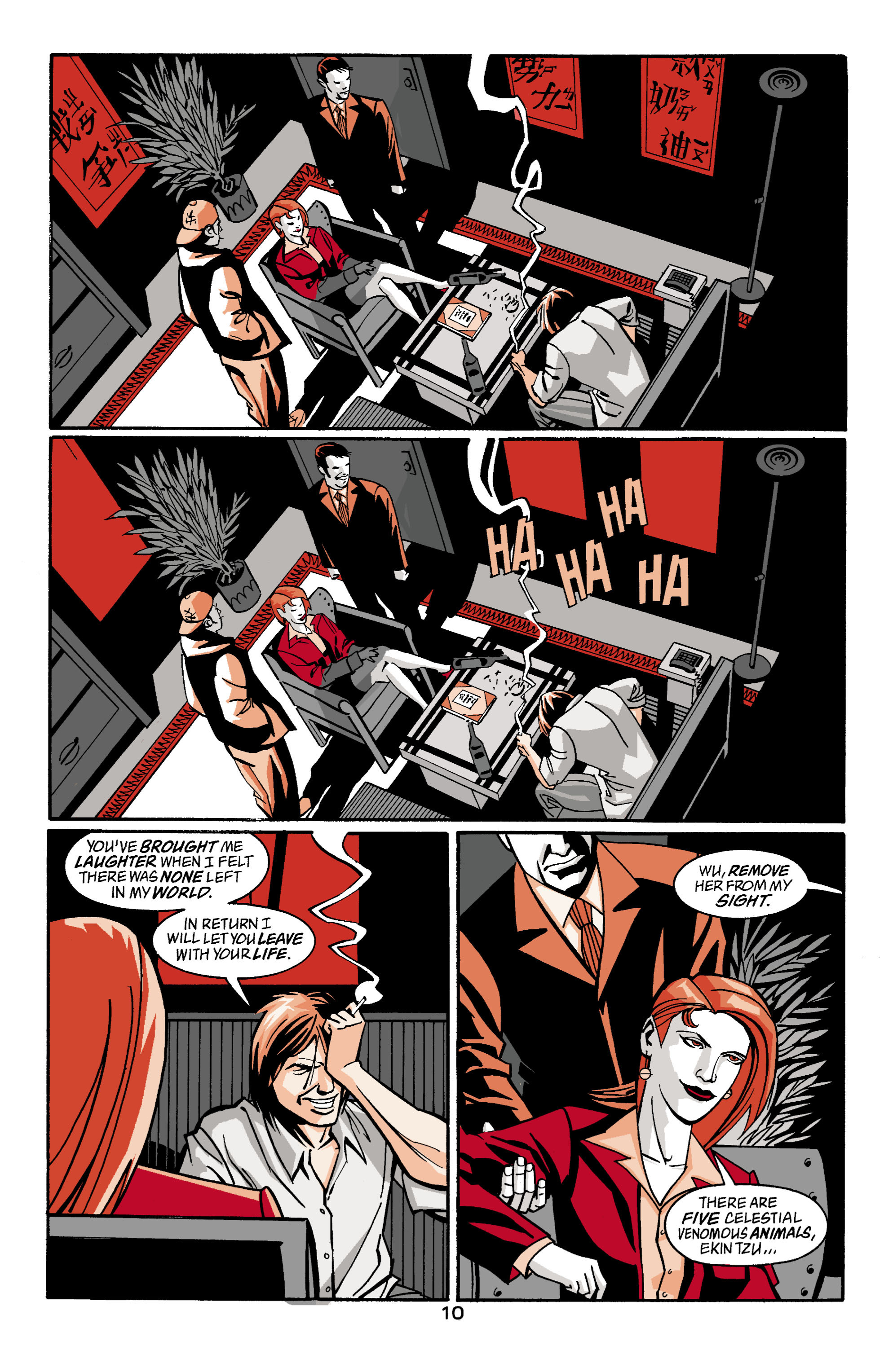 Detective Comics (1937) 744 Page 10