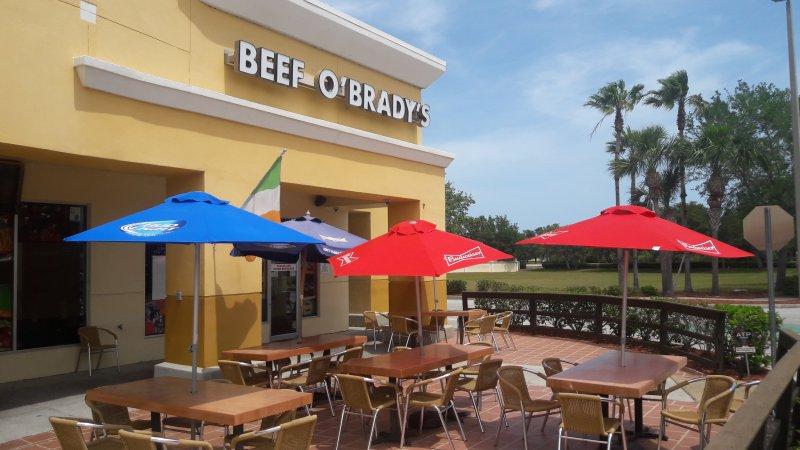 Beef O'Brady's Family Restaurant - Viera, FL