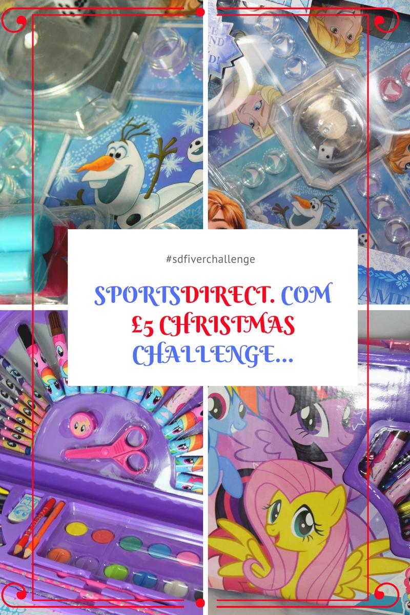Sportsdirect .com £5 Christmas Challenge