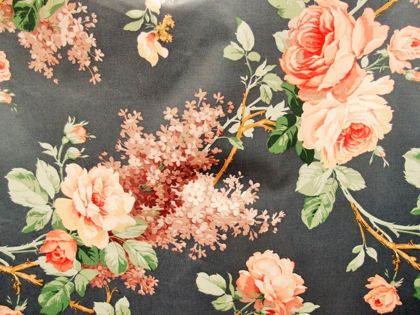 I tessuti di primavera con le rose arredare con i fiori for Tessuti inglesi per arredamento