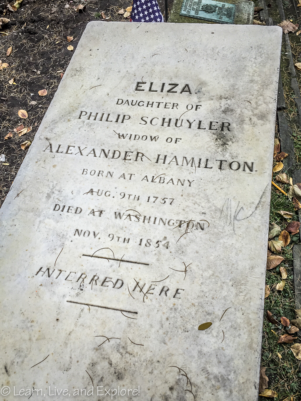 Alexander Hamilton The 10 Founding Father In Nyc Learn Live And Explore