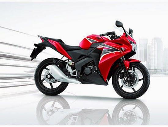 Dunia Modifikasi: Kumpulan Modifikasi Motor Honda CB150R