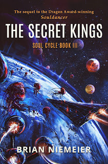 Soul Cycle Book III, The Secret Kings