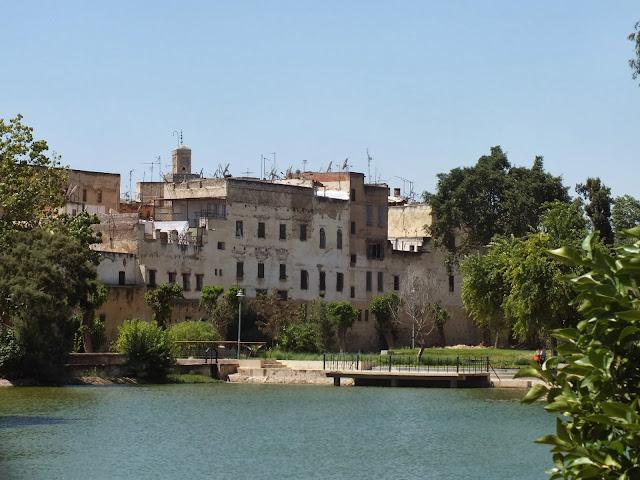 Jardín Fez