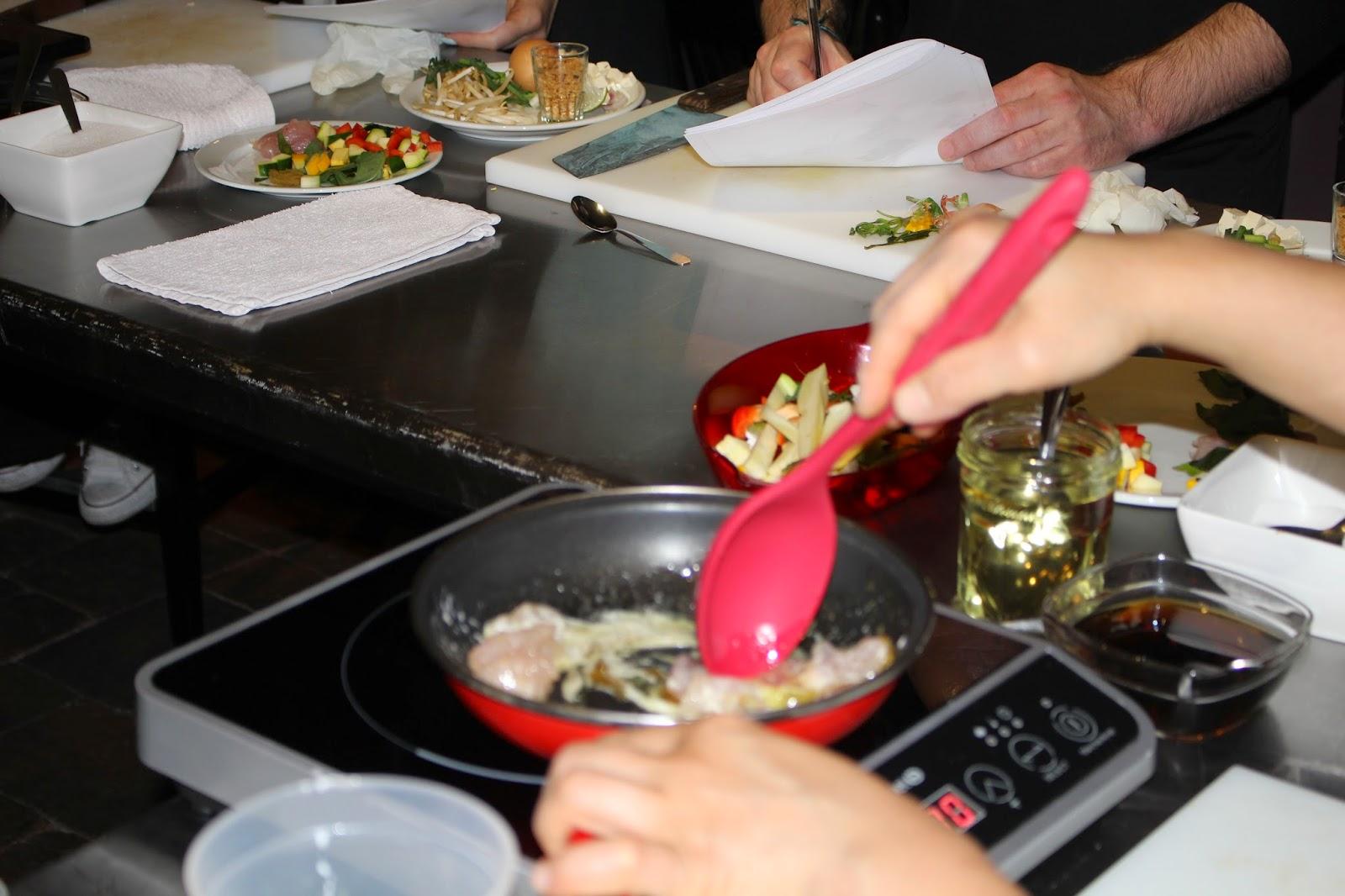 Offrez-vous un Atelier de cuisine Thaï!