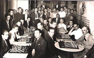 Primera ronda del III Campeonato de Manresa 1931