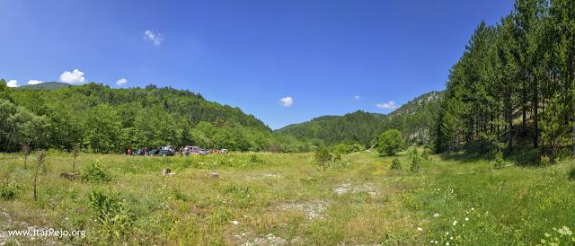 Lakite - Locality in Mariovo region near village Gradeshnica