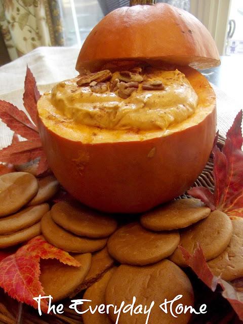 pumpkin, dip, recipe, butterscotch, gingersnap cookies, pecan, thanksgiving, easy dip recipes