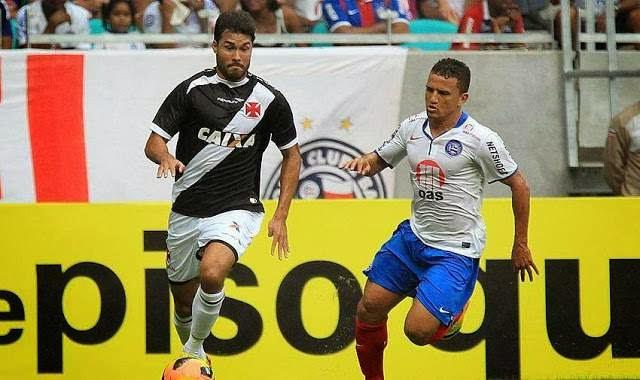 Bahia 0 x 0 Vasco  Tropeço tricolor na Fonte Nova 45aa85974a494