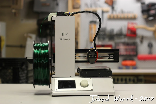 mp select mini, add glass build plate to 3d printer bed