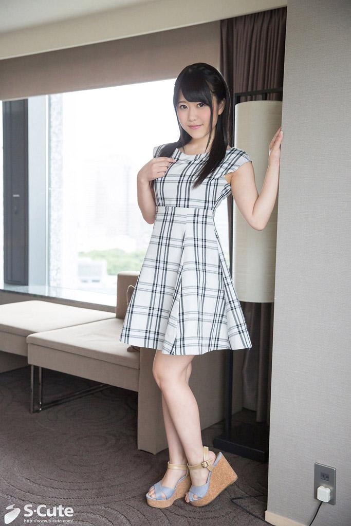 CENSORED S-Cute 482 Misa #1 照れ屋でエッチな女の子の濡れすぎH, AV Censored