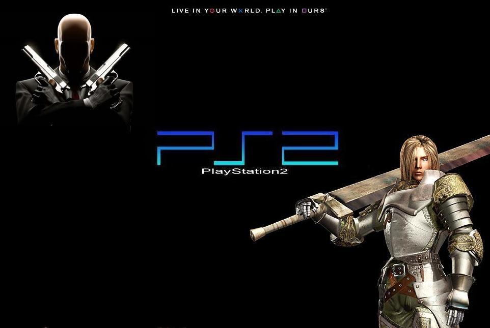Vicky Trujillo Playstation 2 Wallpaper