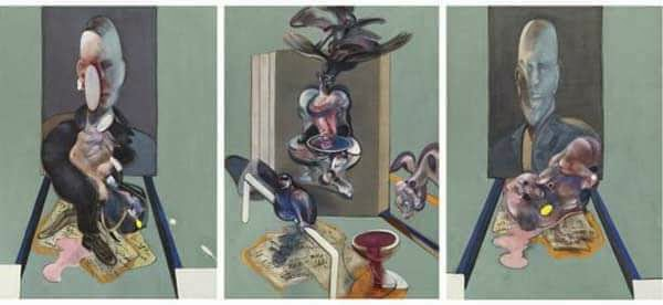 Francis Bacon Triptych