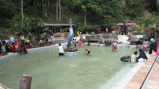 Kolam Renang Tamara Karimun, Sensasi Sejuknya Air Gunung Jantan 8