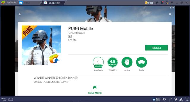 طريقة تحميل لعبة ببجي (PUBG) على الكمبيوتر