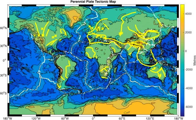 Deep 'scars' From Ancient Geological Events Play Role in Current Earthquakes
