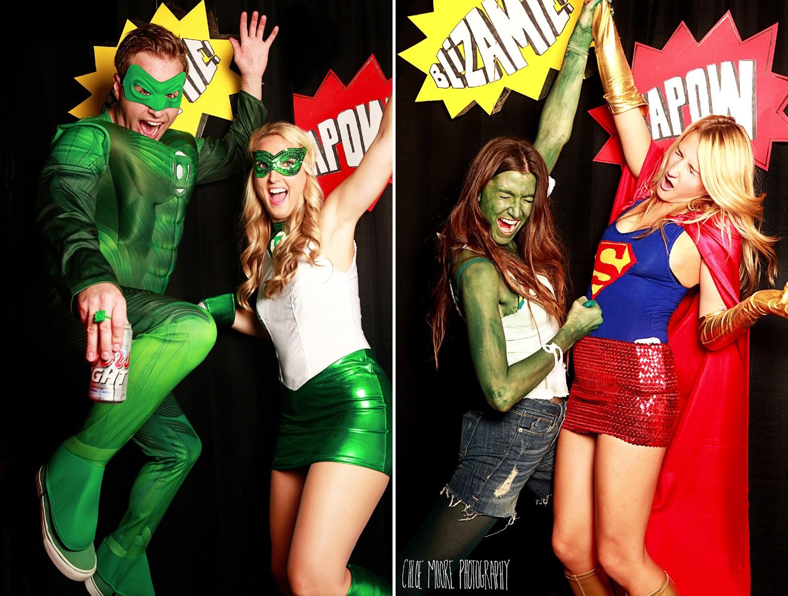 Chloe Moore Photography The Blog Halloween Superheroes