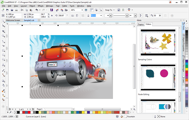 Bitwise Magazine Coreldraw Graphics Suite X7 Review