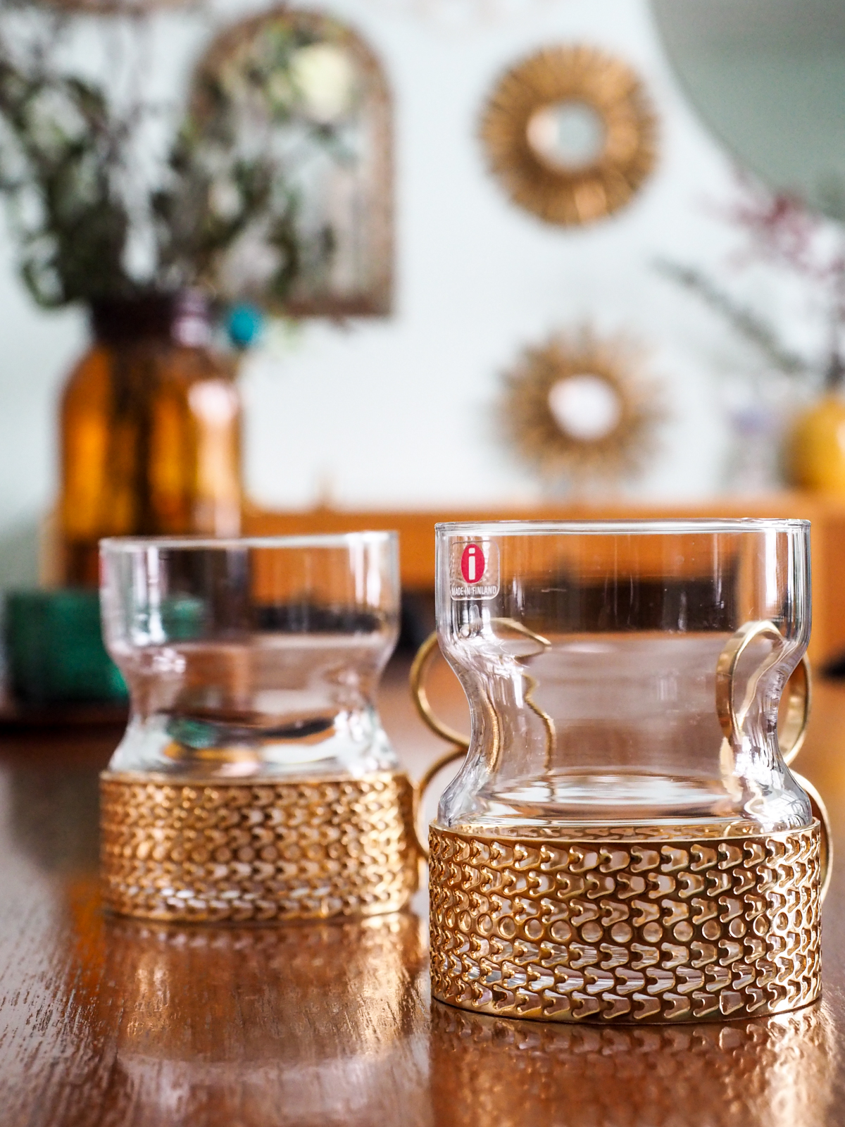 Ittaala Tsaikka.lasit, kirppislöytö