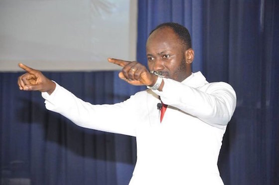 Omega Fire Ministries Advises Congregants