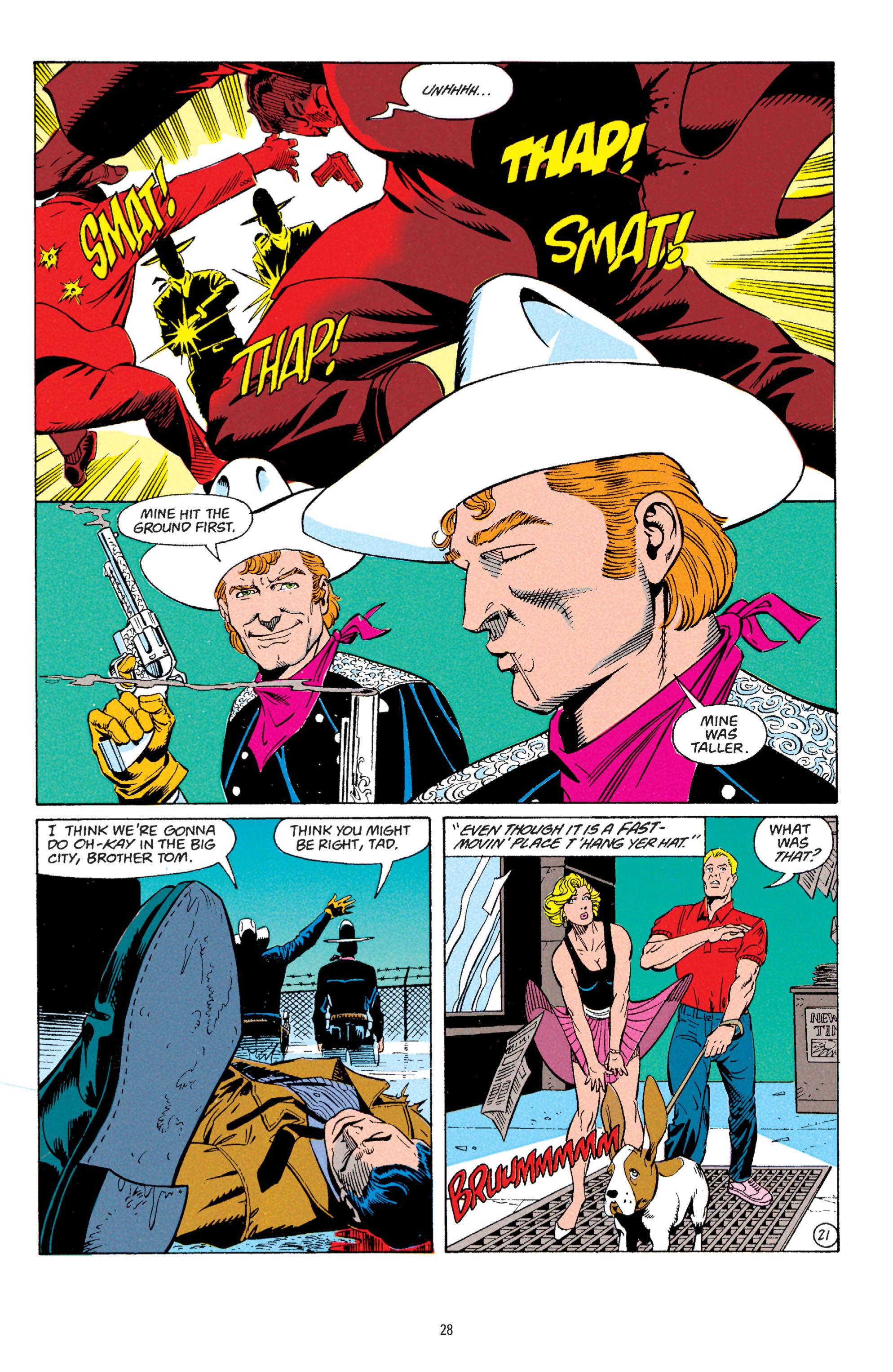 Detective Comics (1937) 667 Page 21