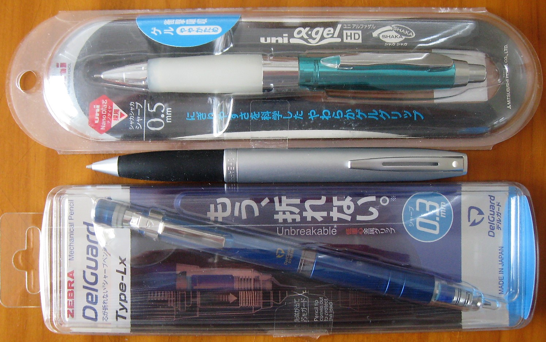 dave s mechanical pencils