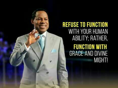 Image result for PASTOR CHRIS SHARES A TESTIMONY - How I got grounded in Christ