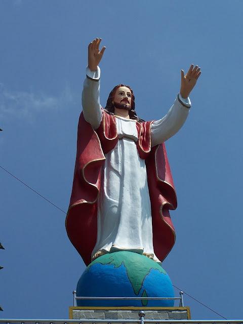 Jésus à Munnar