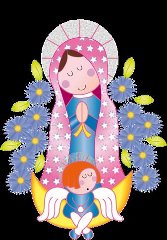 Gifs Y Fondos Paz Enla Tormenta Imágenes De La Virgen De