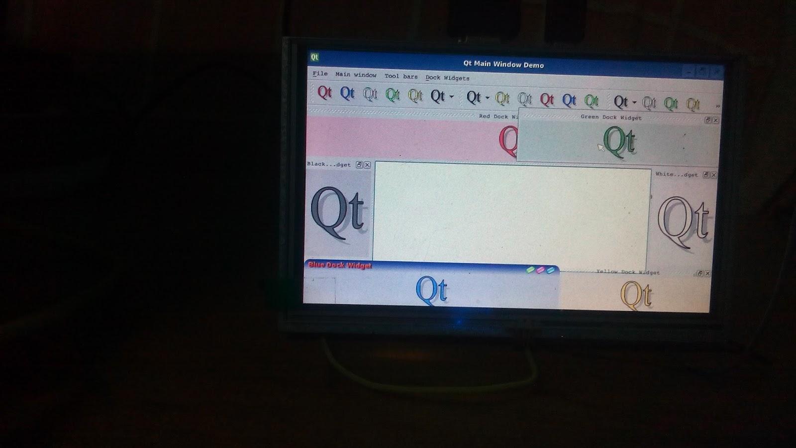 Qt File Stat