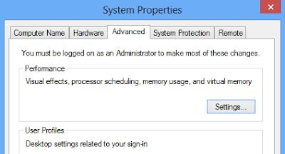 Mengatasi Thumbnail Tidak Muncul Di Windows 8