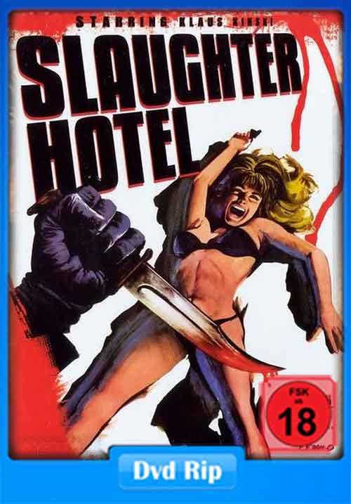 [18+] Slaughter Hotel 1971 DVDRip UnRated 700MB Poster