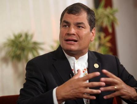 Correa confirma realización de consulta sobre paraísos fiscales