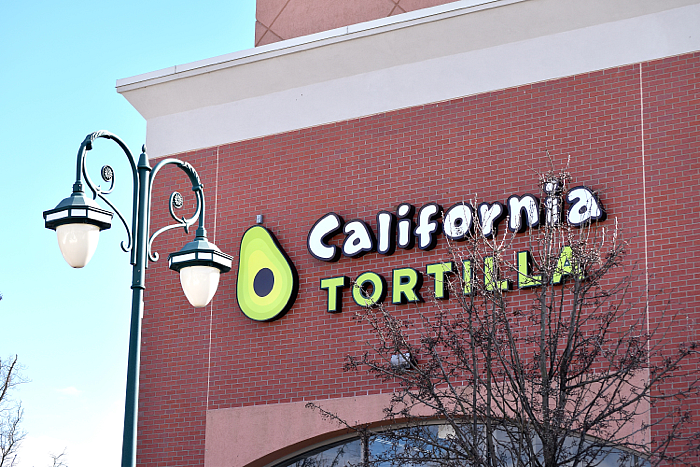 California Tortilla maryland