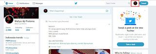 Tips Cara Mengaktifkan Mode Malam di Twitter (PC)