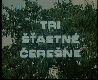 Три счастливые вишни / Tri stastne ceresne. 1977.