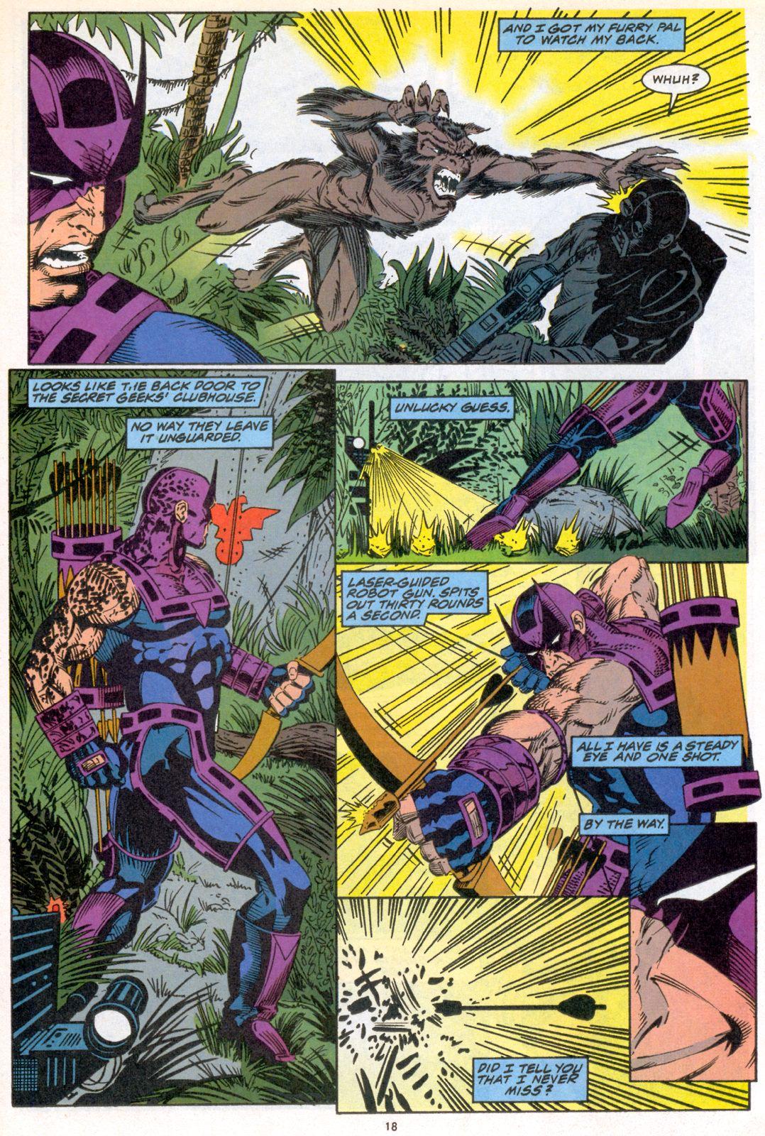 Hawkeye (1994) Issue #3 #3 - English 14