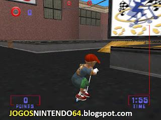 jogos para emulador de project64